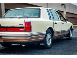 Picture of '90 Town Car located in O'Fallon Illinois Offered by Gateway Classic Cars - St. Louis - QB8G