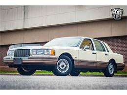 Picture of 1990 Lincoln Town Car - $16,500.00 - QB8G