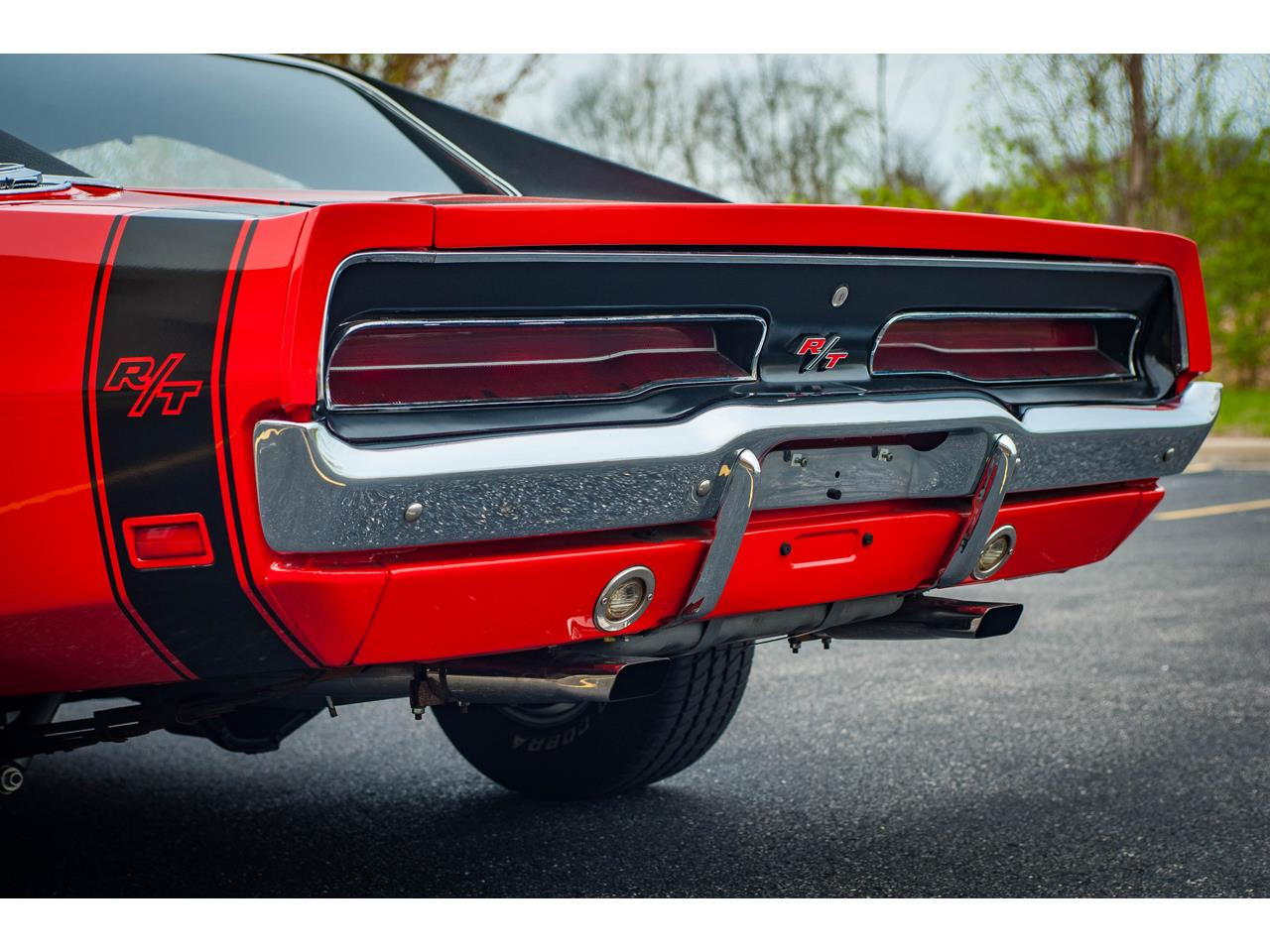 Large Picture of '69 Charger - QB8H