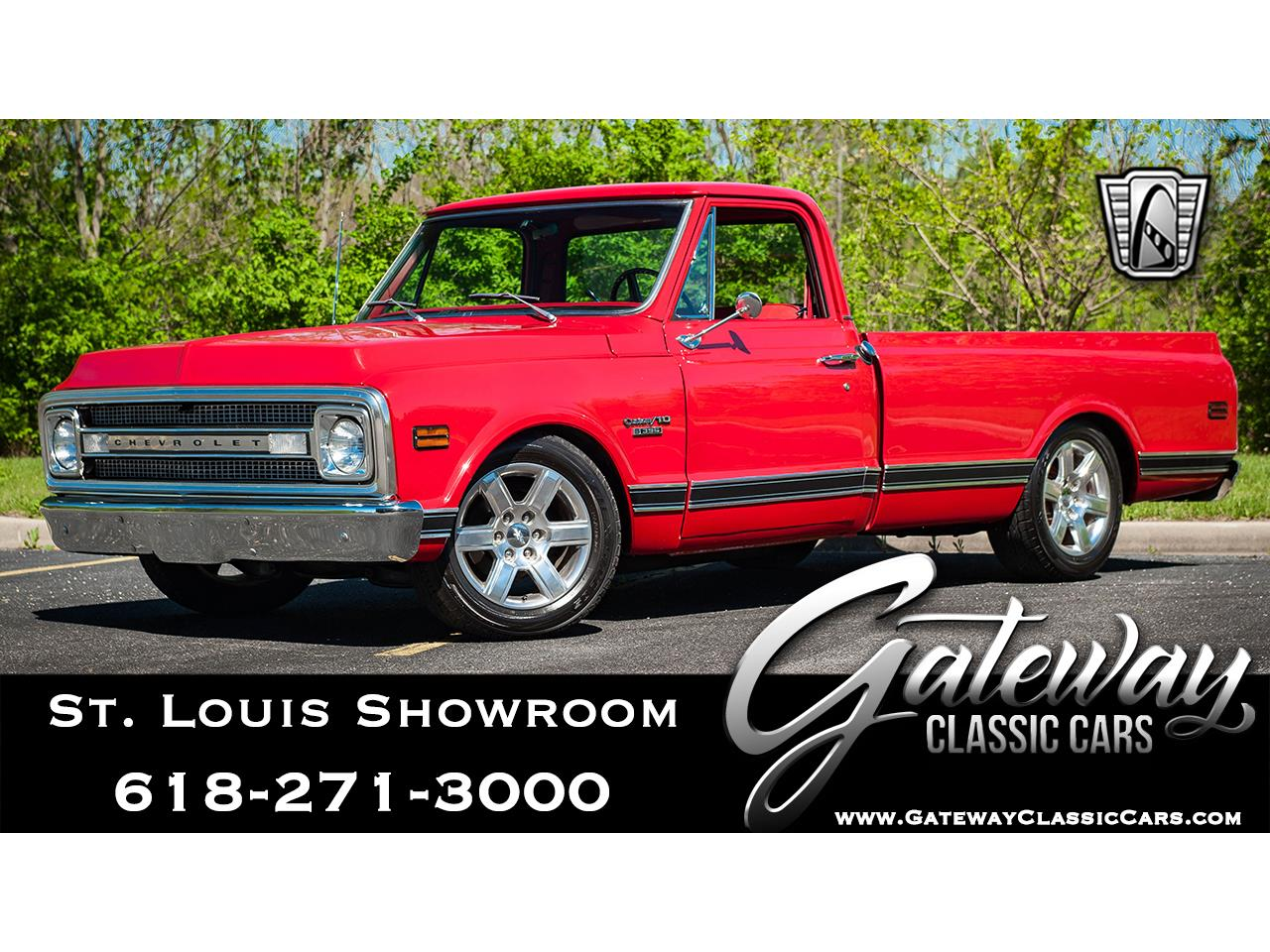 Large Picture of Classic 1969 C10 located in O'Fallon Illinois - $44,500.00 - QB8I