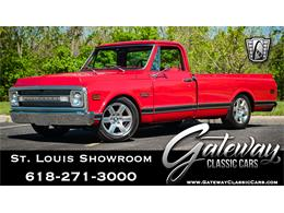 Picture of '69 Chevrolet C10 located in O'Fallon Illinois - $44,500.00 Offered by Gateway Classic Cars - St. Louis - QB8I
