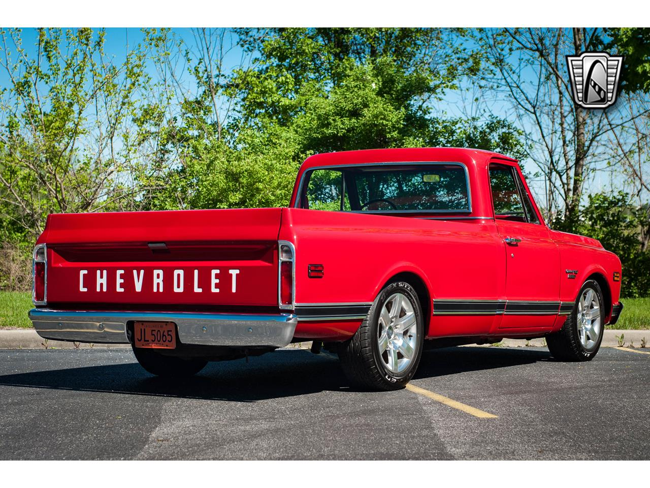 Large Picture of 1969 Chevrolet C10 Offered by Gateway Classic Cars - St. Louis - QB8I