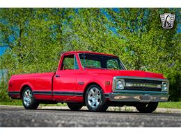 Picture of '69 C10 located in Illinois - $44,500.00 Offered by Gateway Classic Cars - St. Louis - QB8I