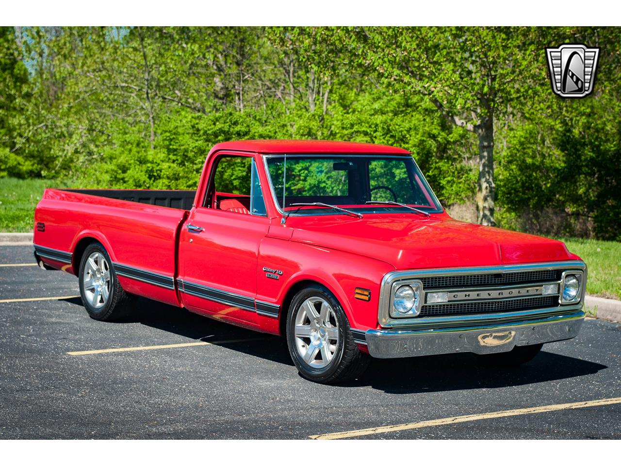 Large Picture of '69 C10 - QB8I