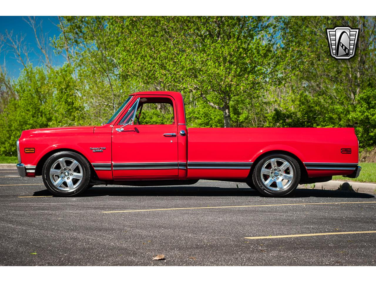 Large Picture of Classic 1969 C10 located in O'Fallon Illinois - $44,500.00 Offered by Gateway Classic Cars - St. Louis - QB8I