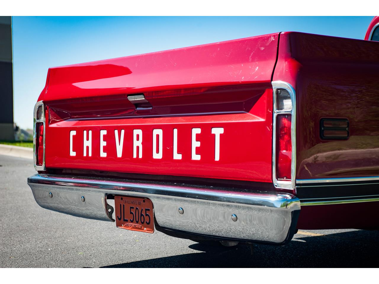 Large Picture of '69 Chevrolet C10 - QB8I