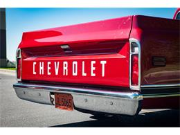 Picture of '69 Chevrolet C10 - $44,500.00 Offered by Gateway Classic Cars - St. Louis - QB8I