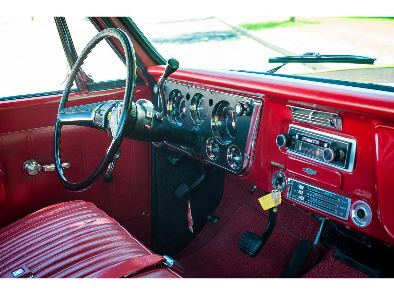 Large Picture of Classic '69 Chevrolet C10 Offered by Gateway Classic Cars - St. Louis - QB8I