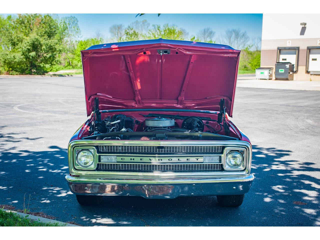 Large Picture of 1969 C10 Offered by Gateway Classic Cars - St. Louis - QB8I