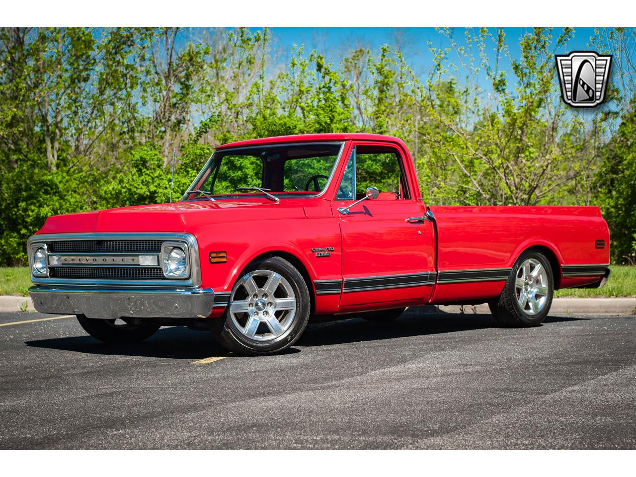 Large Picture of 1969 C10 located in O'Fallon Illinois - QB8I