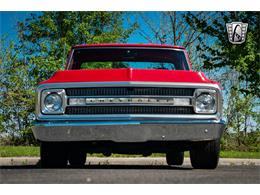 Picture of 1969 C10 located in O'Fallon Illinois Offered by Gateway Classic Cars - St. Louis - QB8I