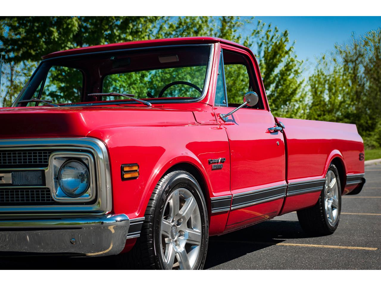 Large Picture of Classic 1969 Chevrolet C10 - $44,500.00 Offered by Gateway Classic Cars - St. Louis - QB8I