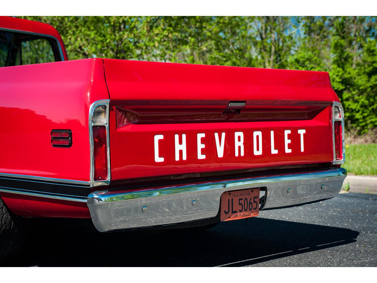 Large Picture of '69 Chevrolet C10 - $44,500.00 Offered by Gateway Classic Cars - St. Louis - QB8I