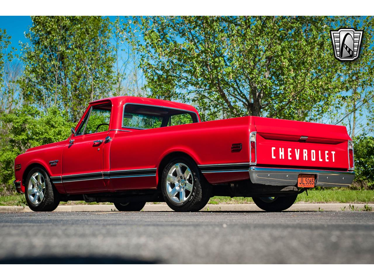 Large Picture of 1969 C10 located in Illinois - $44,500.00 Offered by Gateway Classic Cars - St. Louis - QB8I