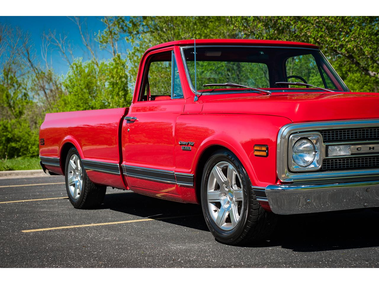 Large Picture of Classic 1969 C10 Offered by Gateway Classic Cars - St. Louis - QB8I