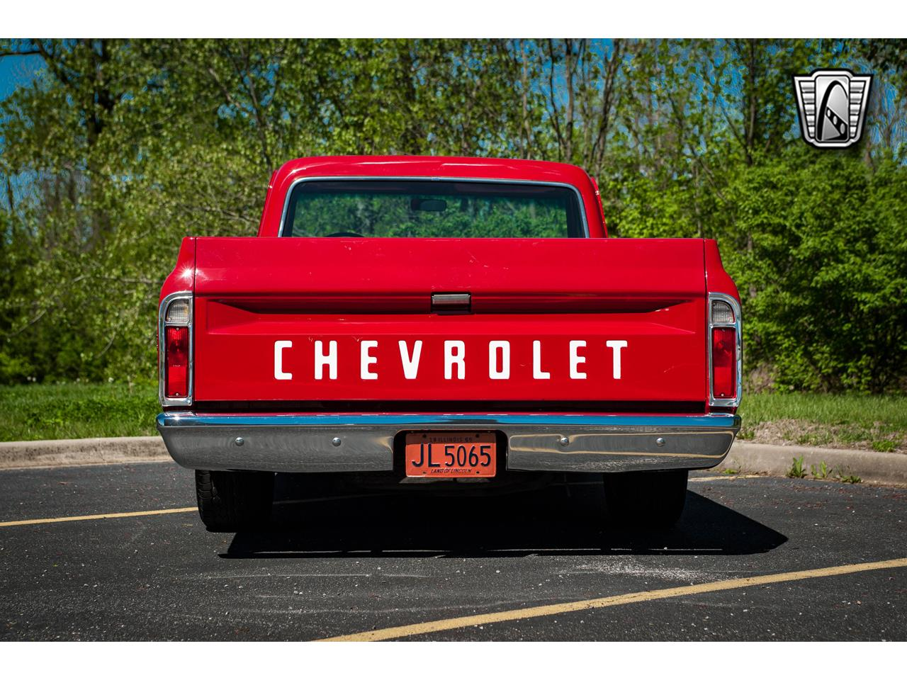 Large Picture of '69 C10 Offered by Gateway Classic Cars - St. Louis - QB8I