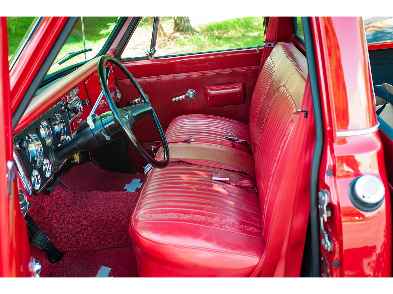 Large Picture of 1969 Chevrolet C10 located in O'Fallon Illinois - $44,500.00 Offered by Gateway Classic Cars - St. Louis - QB8I