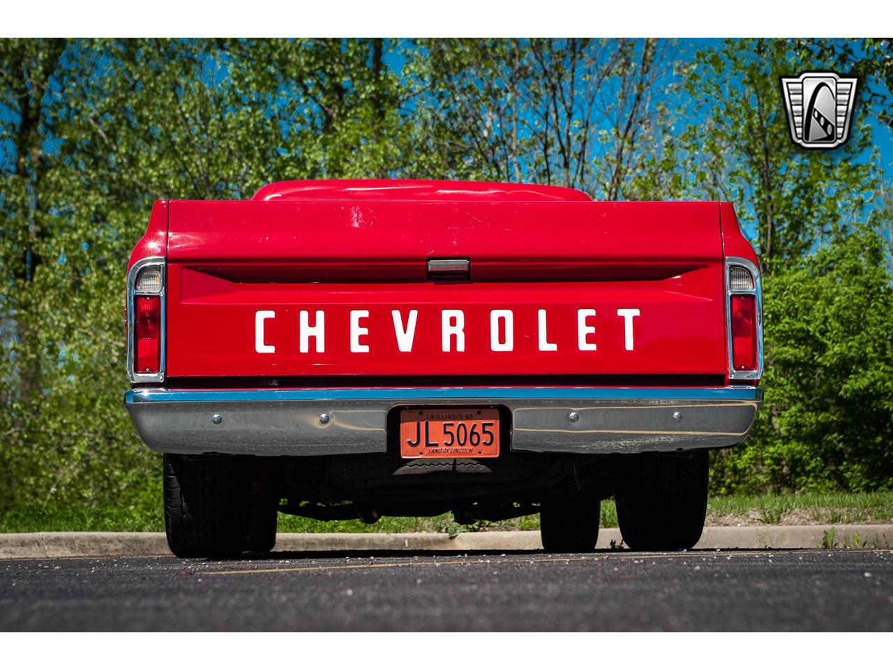 Large Picture of 1969 C10 - $44,500.00 Offered by Gateway Classic Cars - St. Louis - QB8I