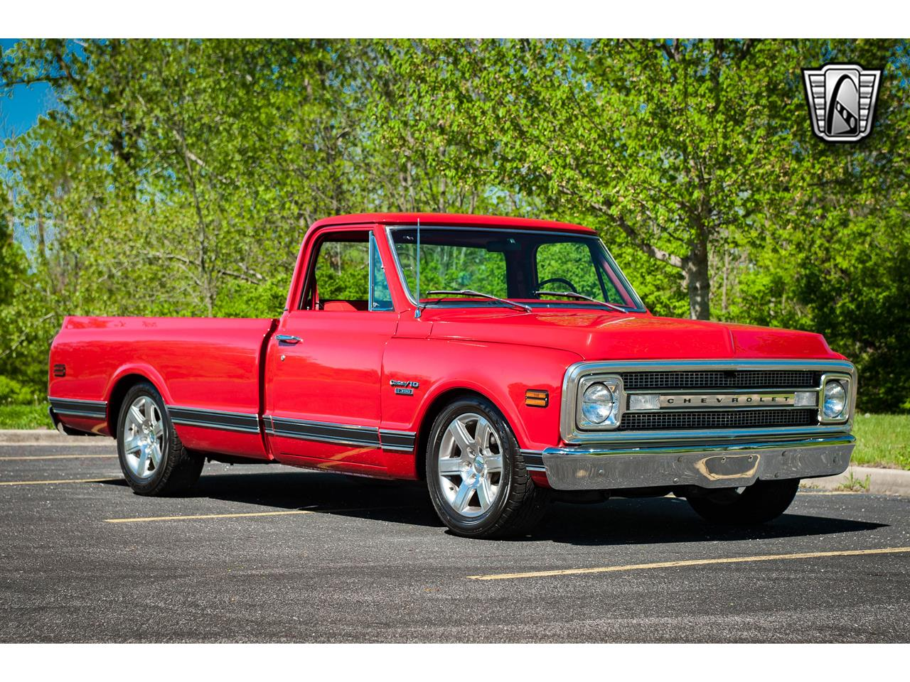 Large Picture of Classic '69 C10 located in O'Fallon Illinois - $44,500.00 - QB8I
