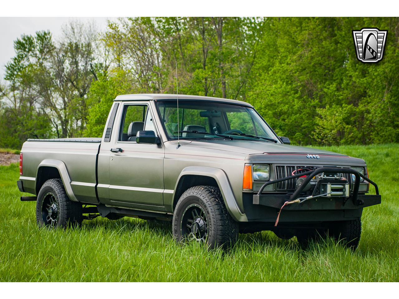 Large Picture of '90 Comanche located in O'Fallon Illinois Offered by Gateway Classic Cars - St. Louis - QB8P