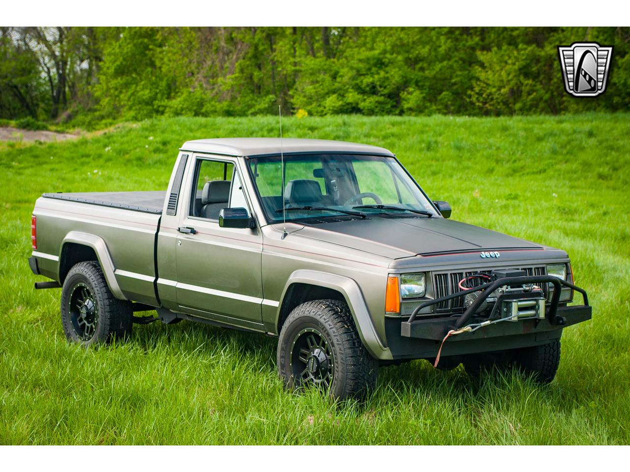 Large Picture of '90 Jeep Comanche located in O'Fallon Illinois Offered by Gateway Classic Cars - St. Louis - QB8P