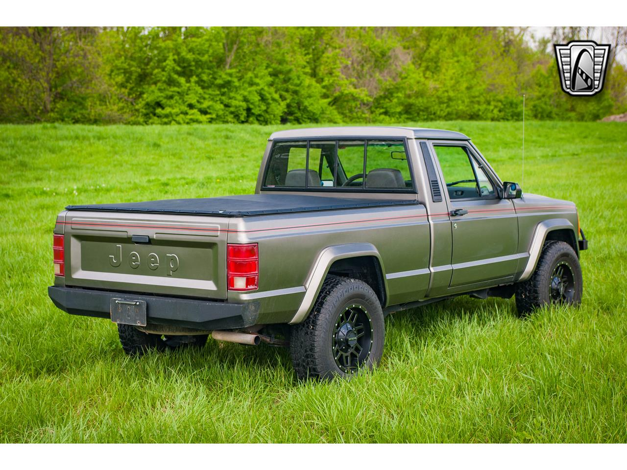 Large Picture of 1990 Comanche Offered by Gateway Classic Cars - St. Louis - QB8P