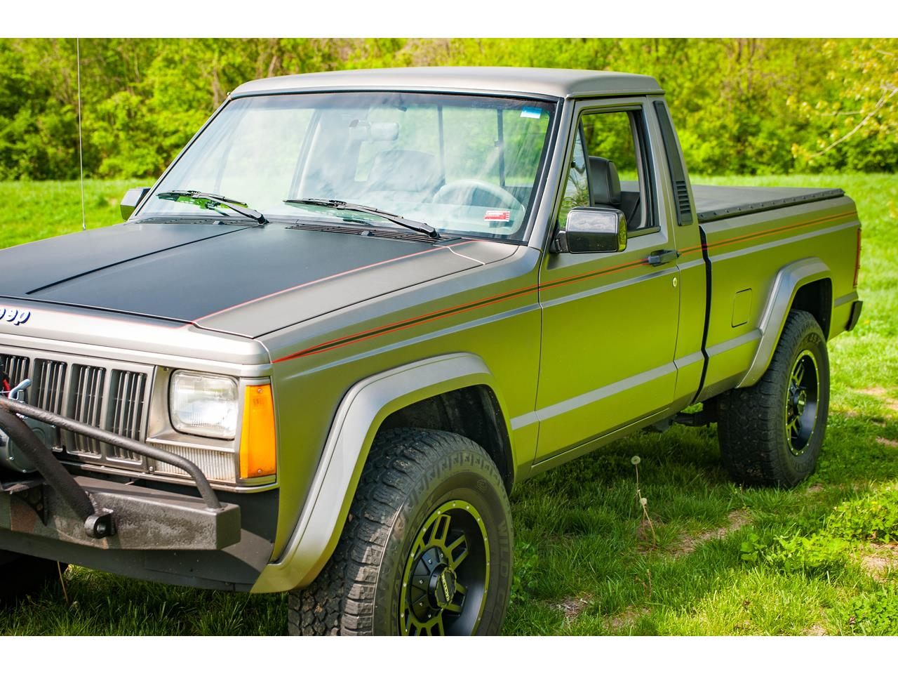 Large Picture of '90 Jeep Comanche Offered by Gateway Classic Cars - St. Louis - QB8P