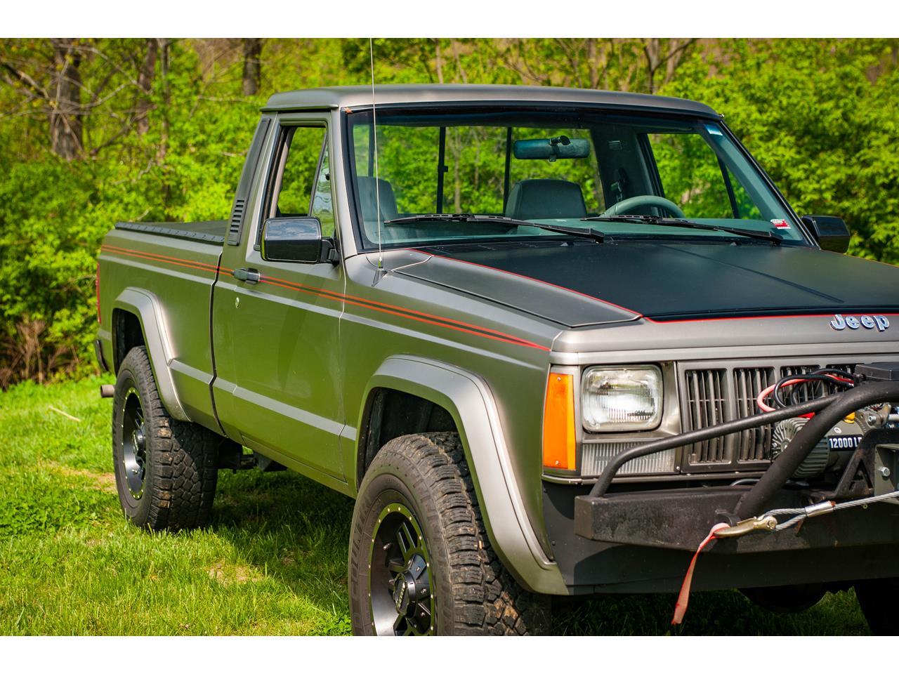 Large Picture of '90 Comanche - QB8P