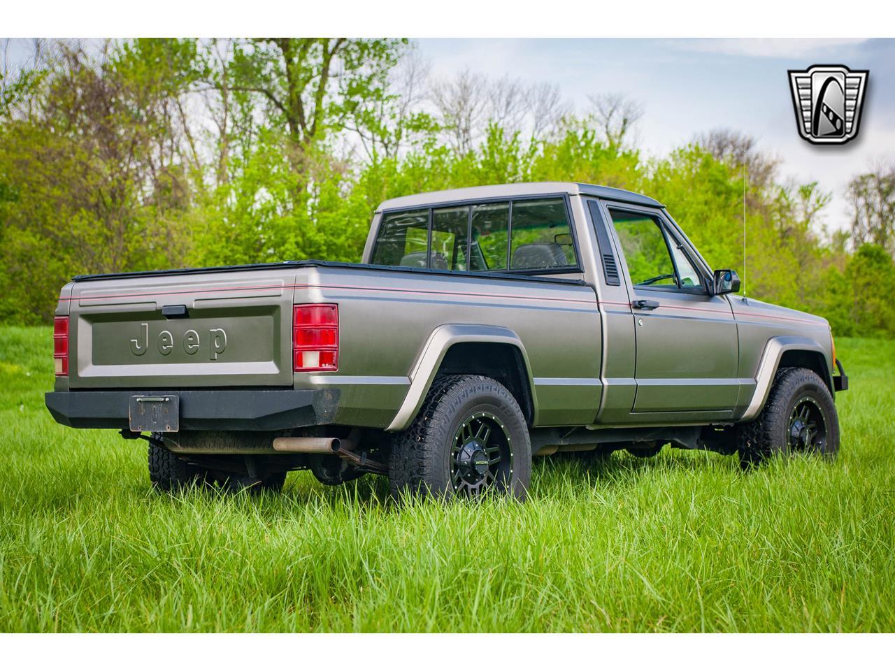 Large Picture of 1990 Comanche located in Illinois - QB8P