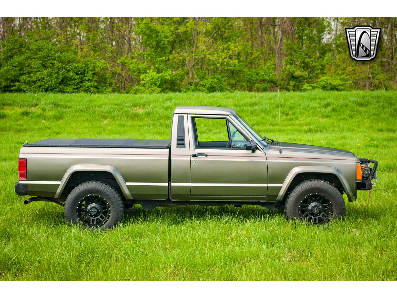Large Picture of 1990 Comanche located in O'Fallon Illinois Offered by Gateway Classic Cars - St. Louis - QB8P