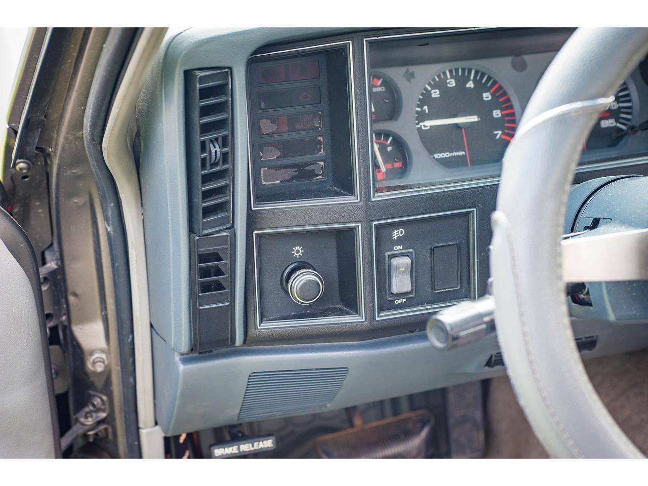 Large Picture of 1990 Comanche - QB8P