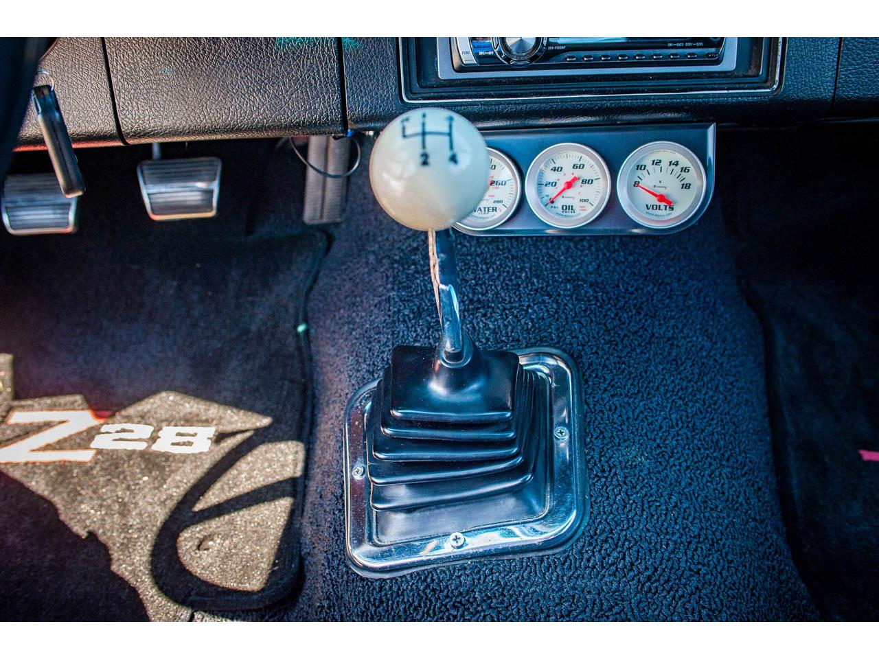 Large Picture of Classic 1971 Camaro located in O'Fallon Illinois Offered by Gateway Classic Cars - St. Louis - QB8S