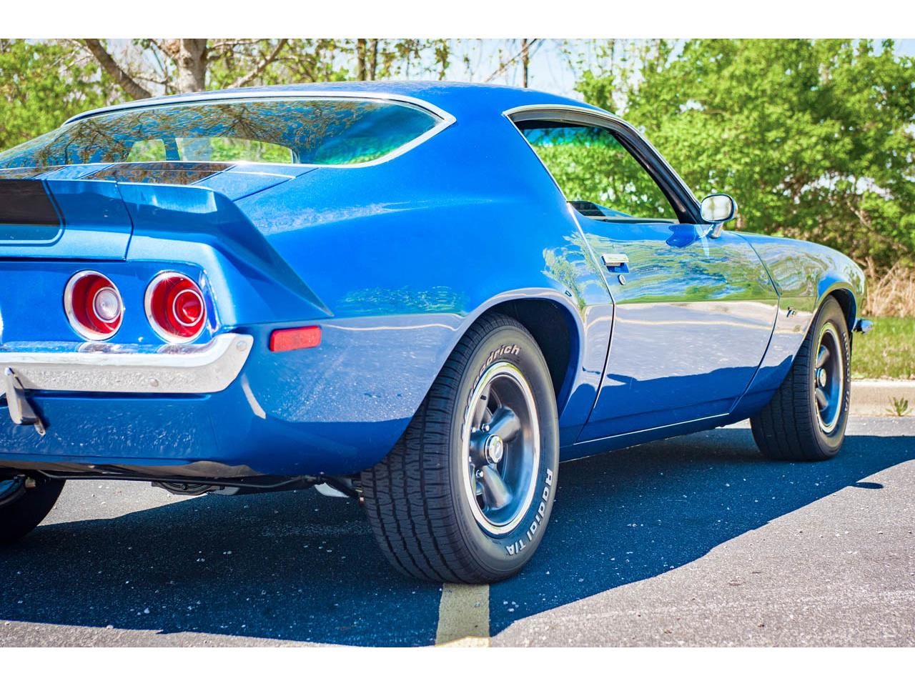 Large Picture of Classic 1971 Chevrolet Camaro located in Illinois Offered by Gateway Classic Cars - St. Louis - QB8S