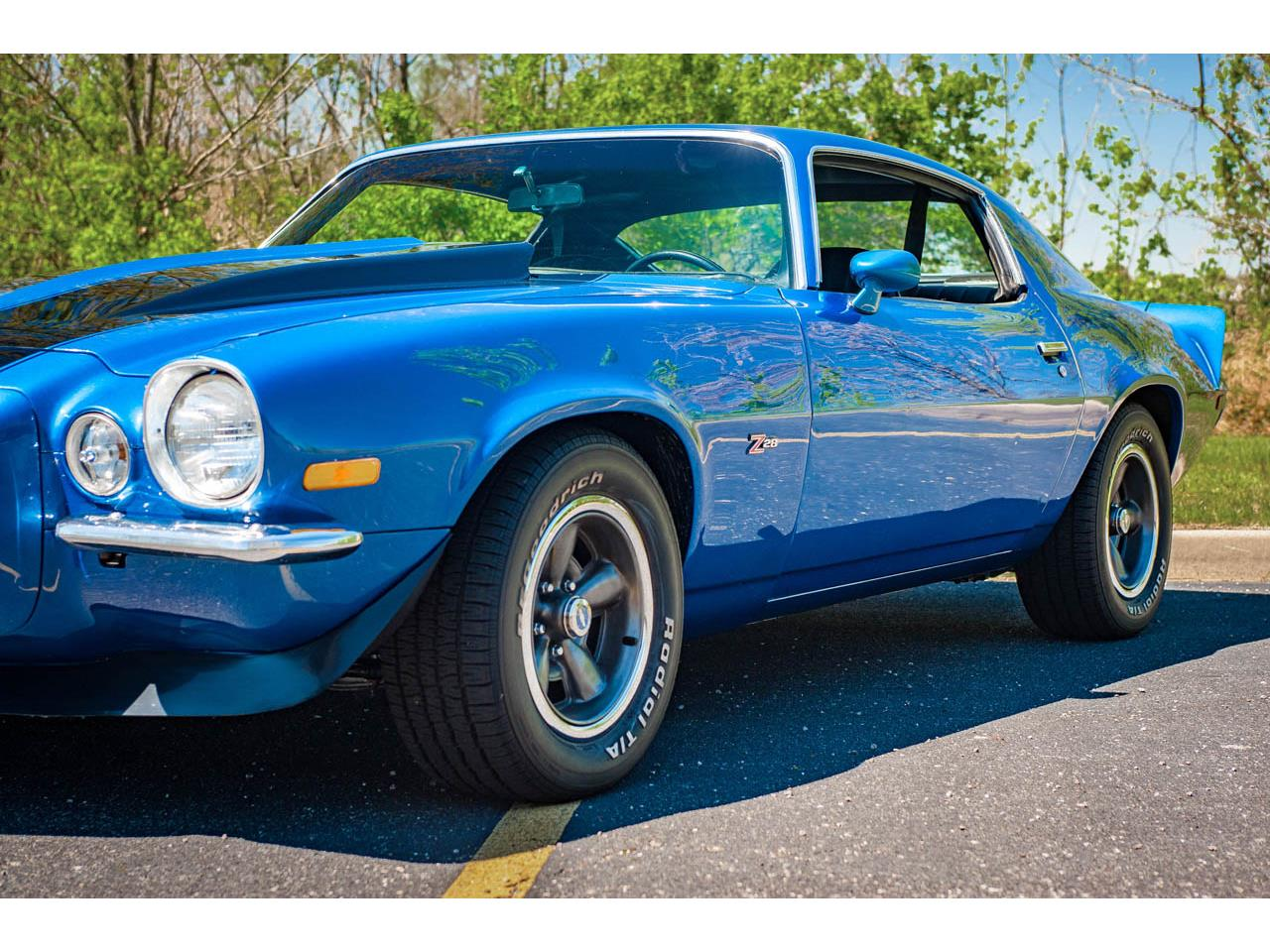 Large Picture of Classic 1971 Chevrolet Camaro Offered by Gateway Classic Cars - St. Louis - QB8S