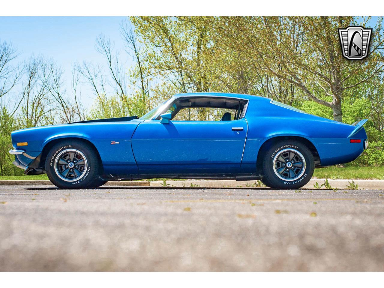 Large Picture of Classic '71 Chevrolet Camaro Offered by Gateway Classic Cars - St. Louis - QB8S
