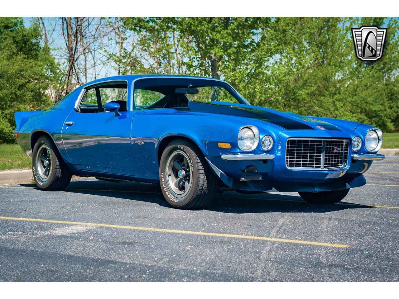 Large Picture of Classic 1971 Camaro Offered by Gateway Classic Cars - St. Louis - QB8S