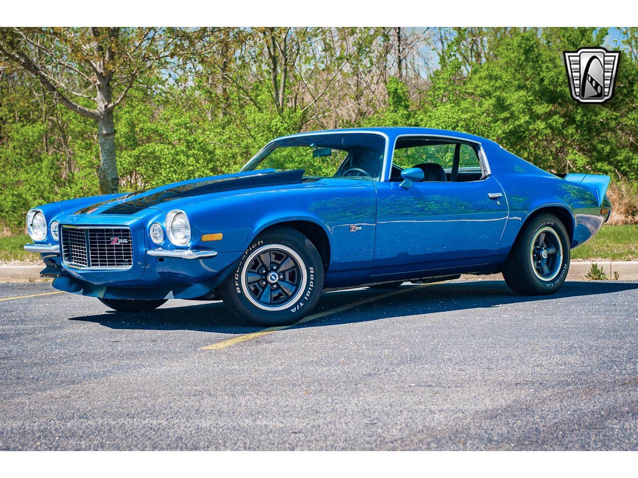Large Picture of 1971 Camaro located in O'Fallon Illinois - QB8S