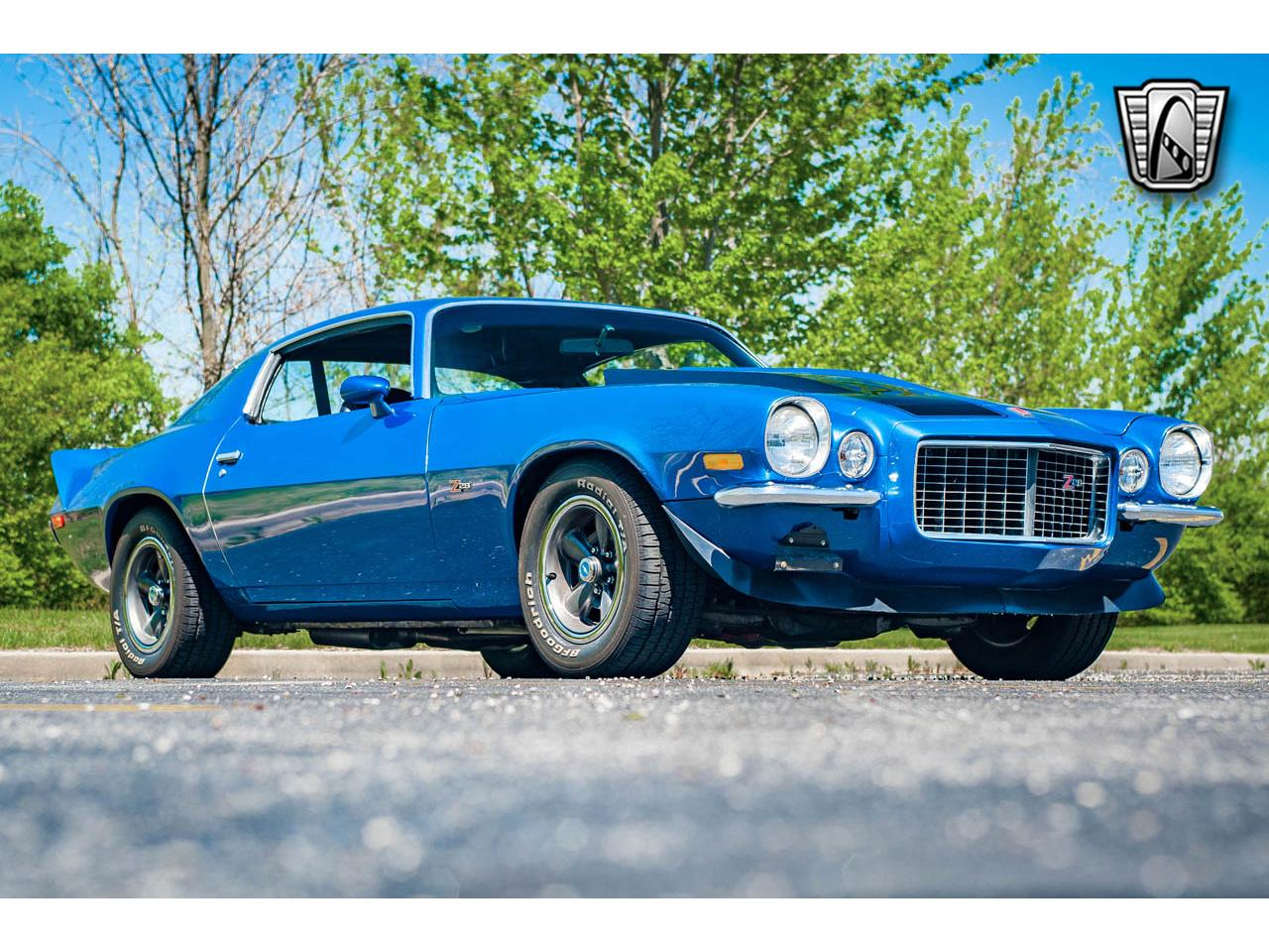 Large Picture of 1971 Camaro Offered by Gateway Classic Cars - St. Louis - QB8S
