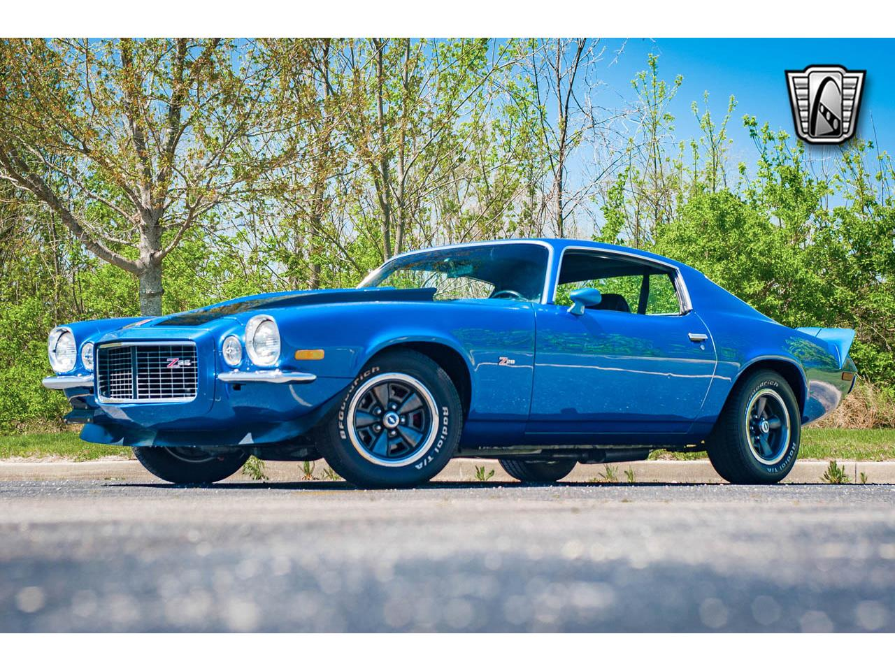 Large Picture of Classic 1971 Camaro located in Illinois - $35,995.00 Offered by Gateway Classic Cars - St. Louis - QB8S