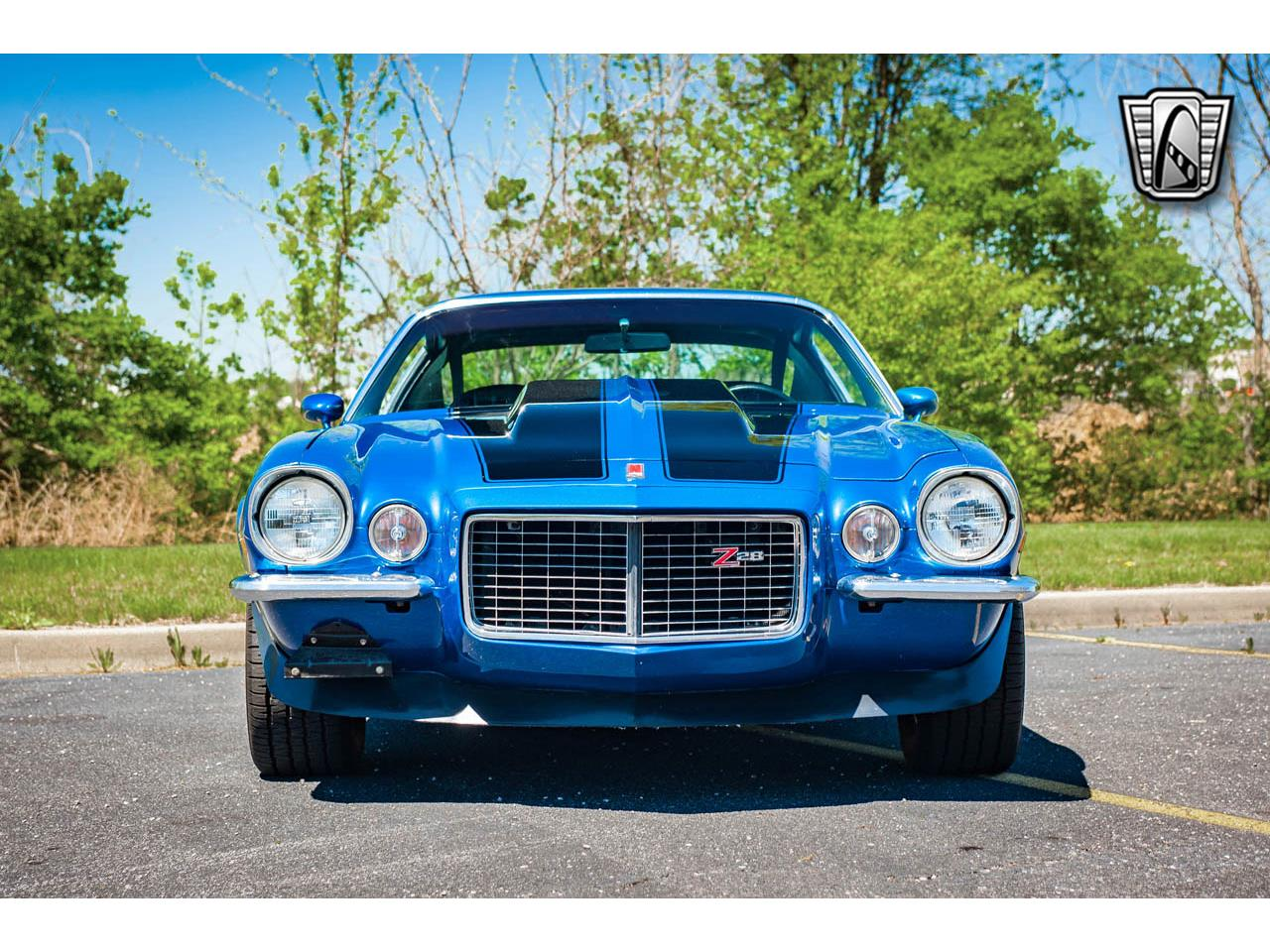 Large Picture of 1971 Camaro located in O'Fallon Illinois Offered by Gateway Classic Cars - St. Louis - QB8S