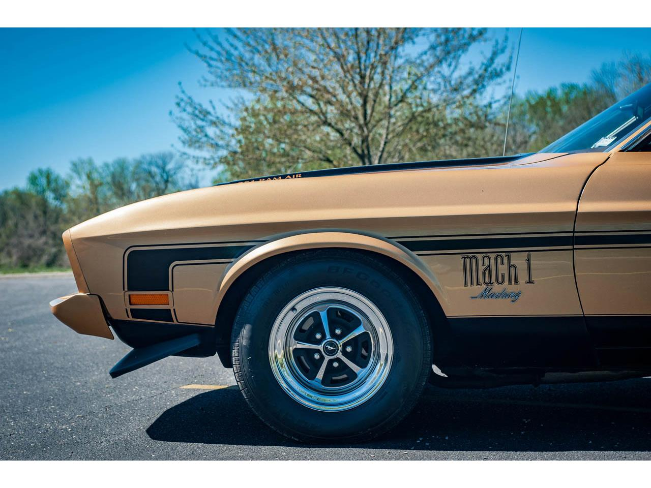 Large Picture of 1973 Mustang located in Illinois - $34,500.00 Offered by Gateway Classic Cars - St. Louis - QB8T