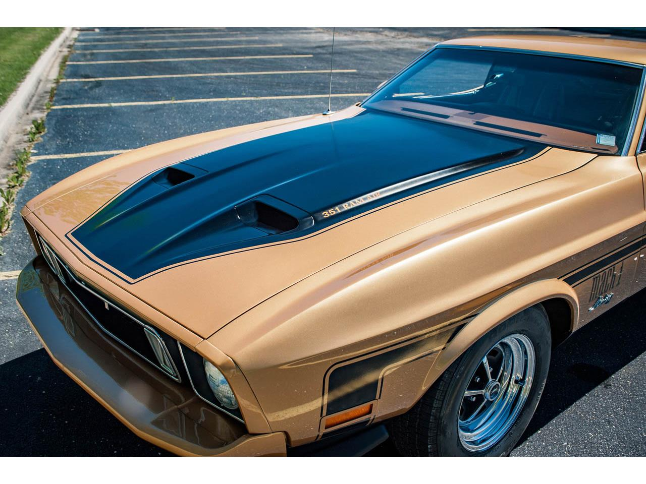 Large Picture of Classic '73 Mustang located in O'Fallon Illinois - $34,500.00 - QB8T