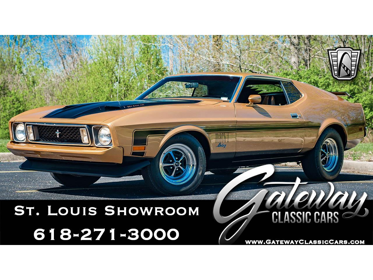 Large Picture of 1973 Mustang located in O'Fallon Illinois - $34,500.00 - QB8T