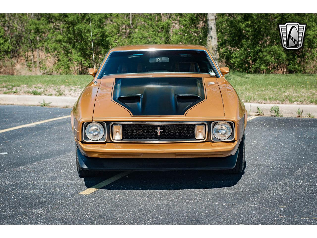 Large Picture of '73 Ford Mustang located in O'Fallon Illinois - $34,500.00 - QB8T