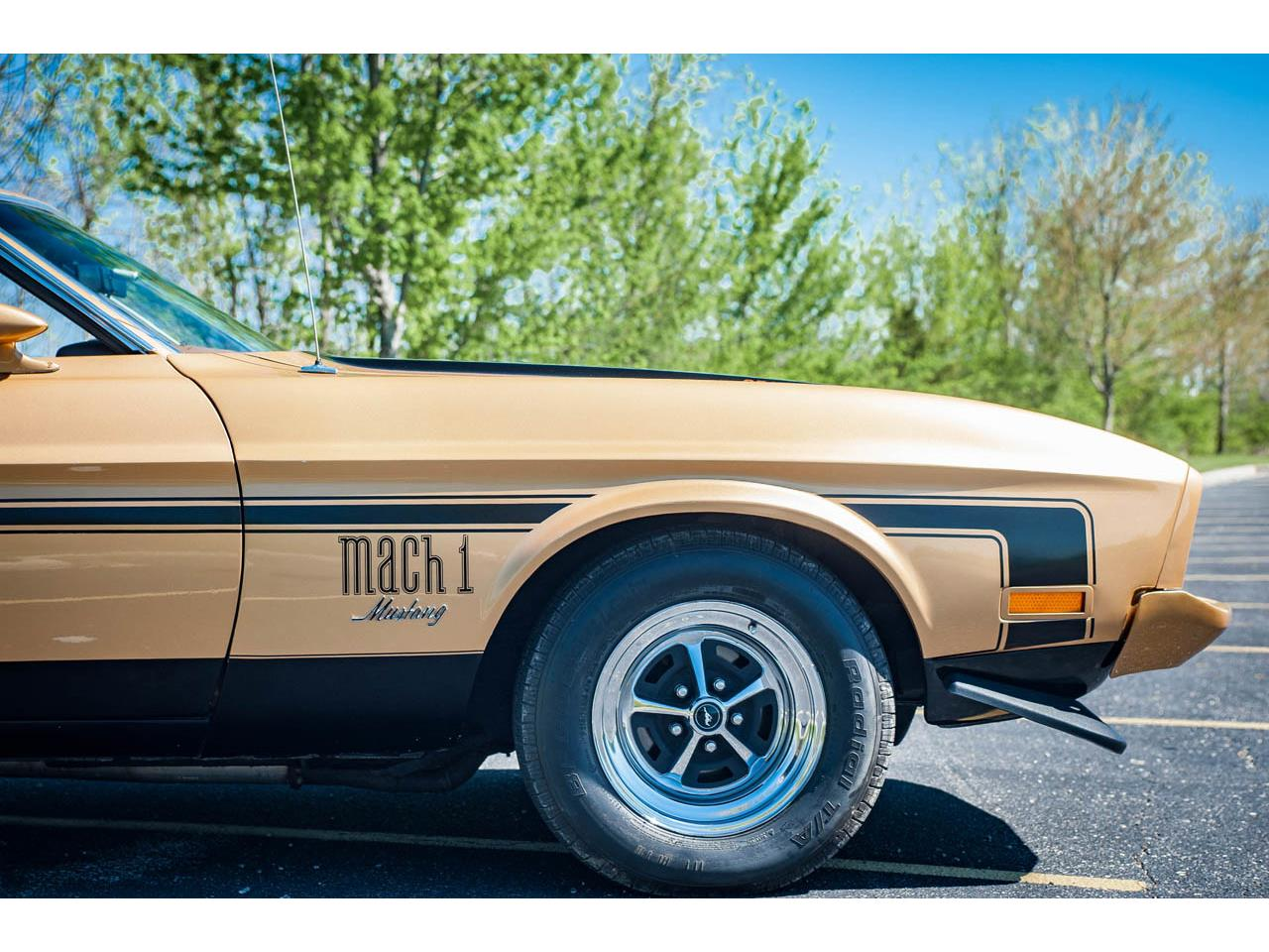 Large Picture of '73 Mustang located in Illinois - $34,500.00 Offered by Gateway Classic Cars - St. Louis - QB8T