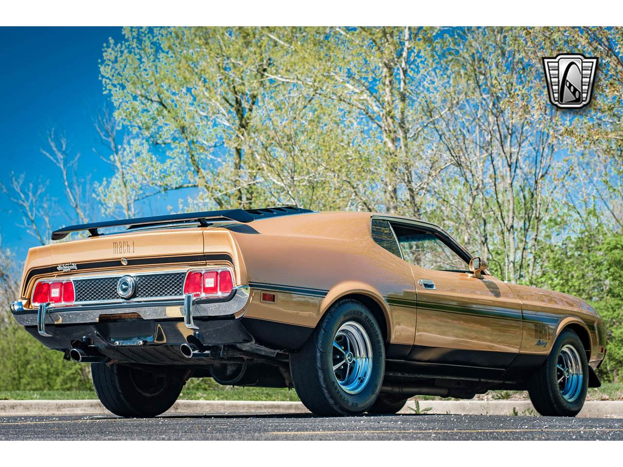 Large Picture of 1973 Mustang - QB8T