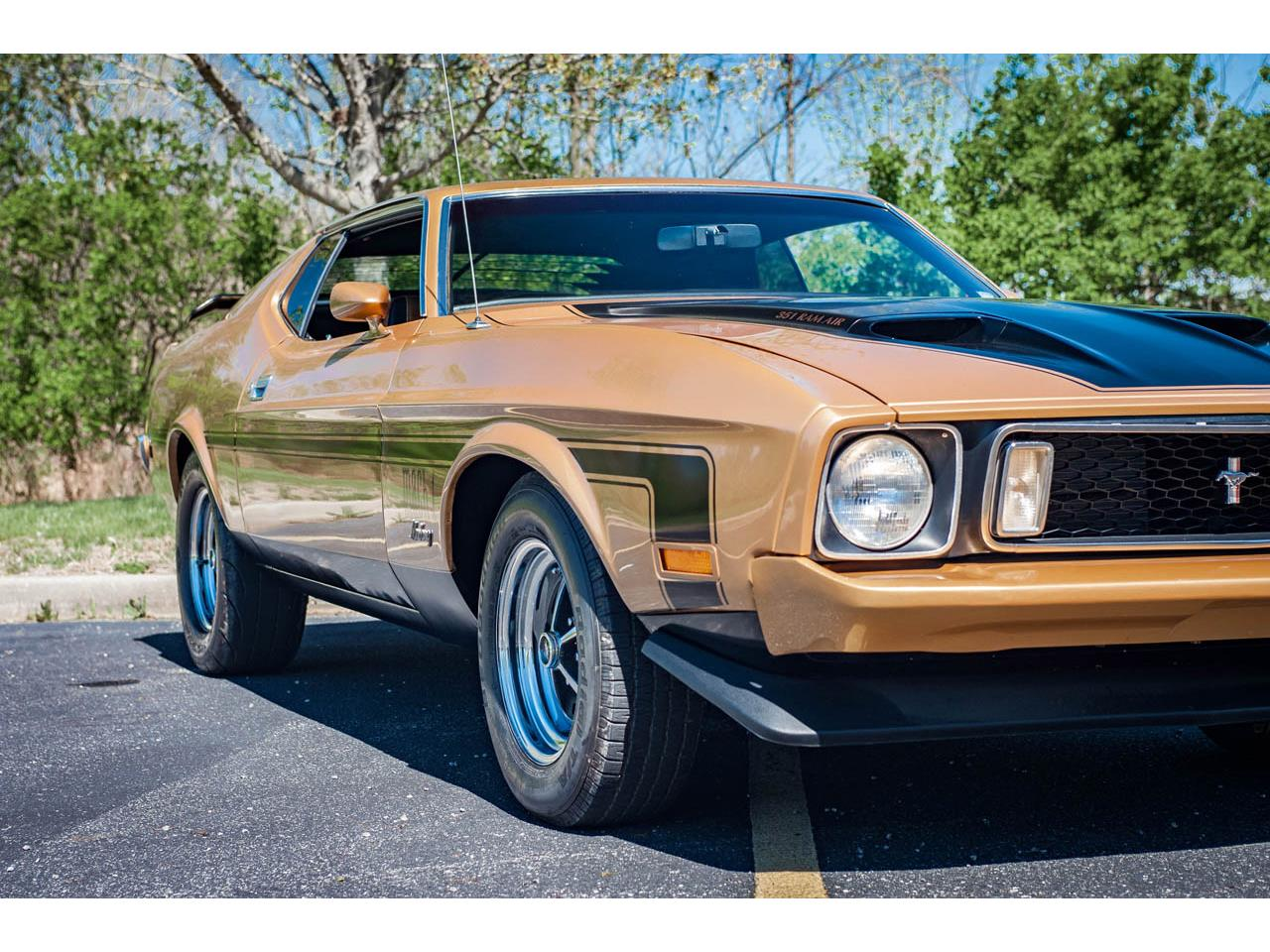 Large Picture of '73 Mustang located in O'Fallon Illinois Offered by Gateway Classic Cars - St. Louis - QB8T