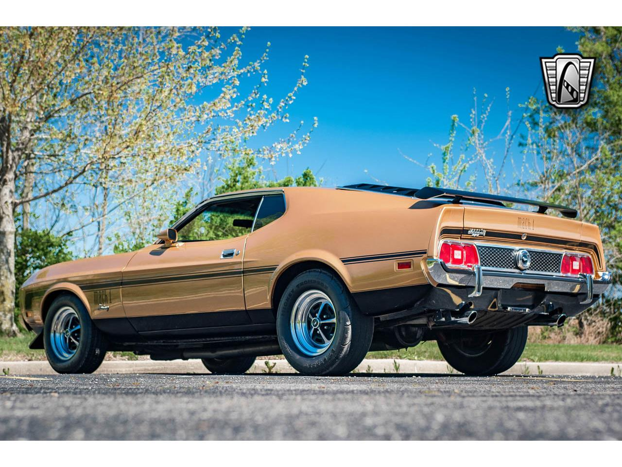 Large Picture of Classic '73 Mustang located in Illinois Offered by Gateway Classic Cars - St. Louis - QB8T