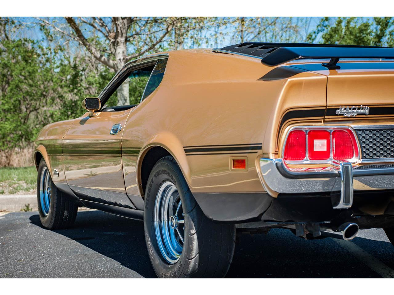 Large Picture of 1973 Ford Mustang - $34,500.00 Offered by Gateway Classic Cars - St. Louis - QB8T