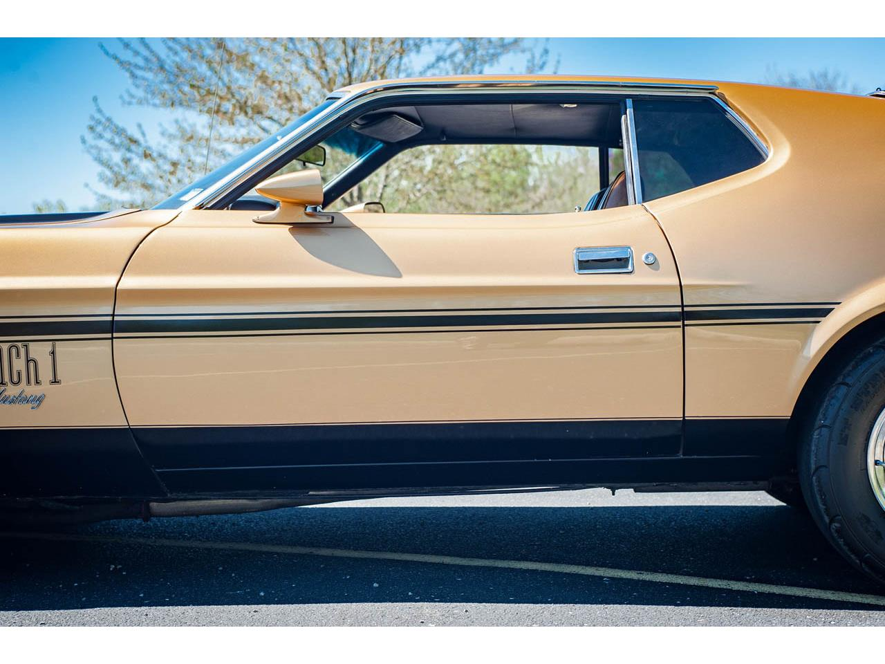 Large Picture of Classic 1973 Ford Mustang Offered by Gateway Classic Cars - St. Louis - QB8T